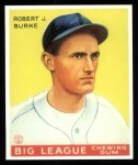 1933 Goudey Reprints #71  Robert Burke  Front Thumbnail