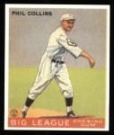 1933 Goudey Reprints #21  Phil Collins  Front Thumbnail