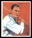 1933 Goudey Reprints #207  Mel Ott  Front Thumbnail