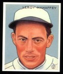1933 Goudey Reprints #196  Leroy Mahaffey  Front Thumbnail