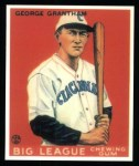 1933 Goudey Reprints #66  George Grantham  Front Thumbnail