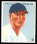 1933 Goudey Reprints #217  Frank Crosetti  Front Thumbnail