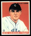 1933 Goudey Reprints #75  Willie Kamm  Front Thumbnail