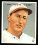 1933 Goudey Reprints #110  Goose Goslin  Front Thumbnail