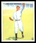 1933 Goudey Reprints #216  Lefty Gomez  Front Thumbnail