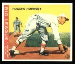 1933 Goudey Reprints #119  Rogers Hornsby  Front Thumbnail