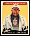 1933 Sport Kings Reprints #47  J.H. Stevens   Front Thumbnail