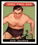 1933 Sport Kings Reprints #40  Don George   Front Thumbnail
