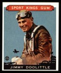 1933 Sport Kings Reprints #28  James Doolittle   Front Thumbnail