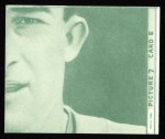 1935 Goudey 4-in-1 Reprints #7 E Earl Averill / Oral Hildebrand / Willie Kamm / Hal Trosky  Back Thumbnail