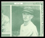 1935 Goudey 4-in-1 Reprints #8 H Joe Kuhel / Earl Whitehill / Buddy Myer / John Stone  Back Thumbnail