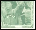 1935 Goudey 4-in-1 Reprints #8 F Pete Fox / Hank Greenberg / Gee Walker / Schoolboy Rowe  Back Thumbnail