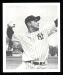 1948 Bowman Reprints #33  Bill Johnson  Front Thumbnail