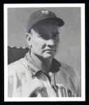 1948 Bowman Reprints #9  Walker Cooper  Front Thumbnail
