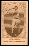 1922 E120 American Caramel Reprints #16  Eddie Collins  Front Thumbnail