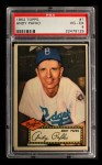 1952 Topps #1 RED Andy Pafko  Front Thumbnail