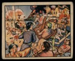 1938 Gum Inc. Horrors of War #44   The Bombardment of Almeria Front Thumbnail