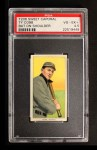 1909 T206 #99 ON Ty Cobb  Front Thumbnail