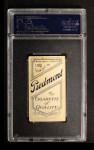 1909 T206 #95 GRN Ty Cobb  Back Thumbnail