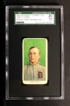 1909 T206 #95 GRN Ty Cobb  Front Thumbnail