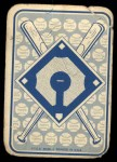 1968 Topps Game Inserts #8   Willie Mays   Back Thumbnail