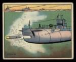 1941 #58   Submarine Torpedo Practice Front Thumbnail