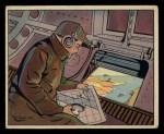 1941 Gum Inc. Uncle Sam Home Defense #71   The Bombardier Front Thumbnail