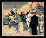 1941 Gum Inc. Uncle Sam Home Defense #82   Destroyer Torpedo Drill Front Thumbnail