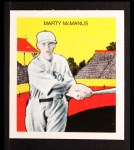 1933 Tattoo Orbit Reprints #47  Marty McManus  Front Thumbnail