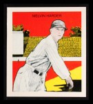 1933 Tattoo Orbit Reprints #30  Mel Harder  Front Thumbnail