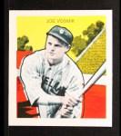 1933 Tattoo Orbit Reprints #56  Joe Vosmik  Front Thumbnail