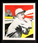 1933 Tattoo Orbit Reprints #27  Chick Hafey  Front Thumbnail