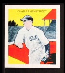 1933 Tattoo Orbit Reprints #51  Charlie Root  Front Thumbnail