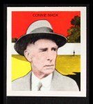 1933 Tattoo Orbit Reprints #44  Connie Mack  Front Thumbnail