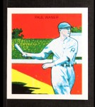1933 Tattoo Orbit Reprints #58  Paul Waner  Front Thumbnail