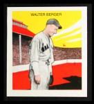1933 #5  Wally Berger  Front Thumbnail