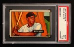 1951 Bowman #305  Willie Mays  Front Thumbnail