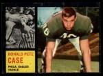 1962 #125  Pete Case  Front Thumbnail