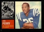 1962 Topps #4  Joe Perry  Front Thumbnail