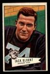 1952 Bowman Small #80   John Blount Front Thumbnail