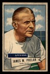 1952 Bowman Small #122  James Phelan  Front Thumbnail