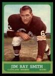 1963 Topps #18  Jim Ray Smith  Front Thumbnail