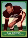 1963 Topps #15   Ray Renfro Front Thumbnail