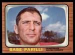 1966 Topps #12   Babe Parilli Front Thumbnail