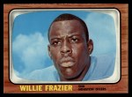 1966 Topps #55   Willie Frazier Front Thumbnail