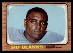 1966 Topps #49   Sid Blanks Front Thumbnail