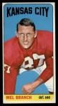 1965 Topps #92  Mel Branch  Front Thumbnail