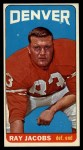 1965 Topps #55  Ray Jacobs  Front Thumbnail