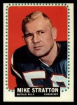 1964 Topps #39  Mike Stratton  Front Thumbnail
