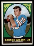 1967 Topps #76  George Wilson  Front Thumbnail